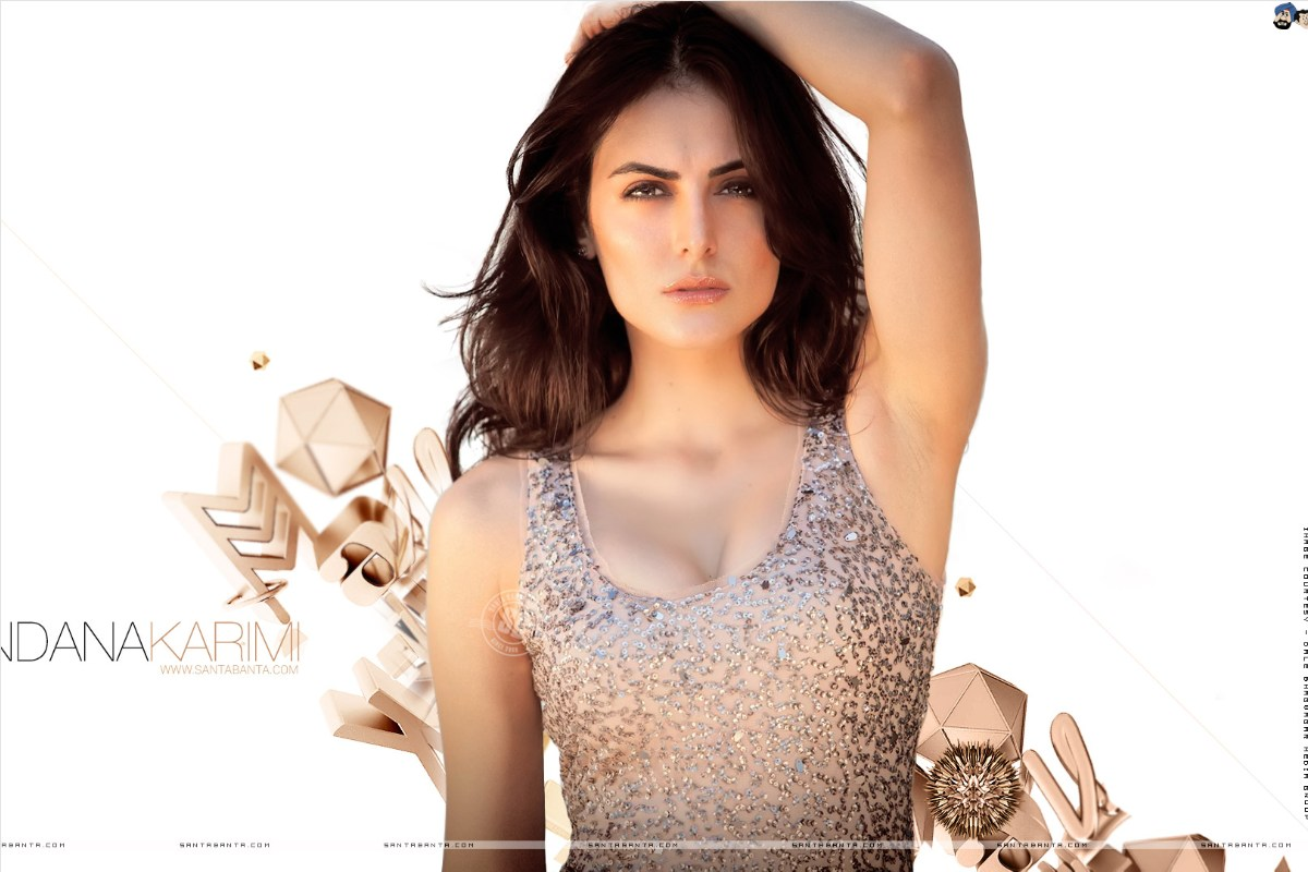 Mandana Karimi Wallpaper