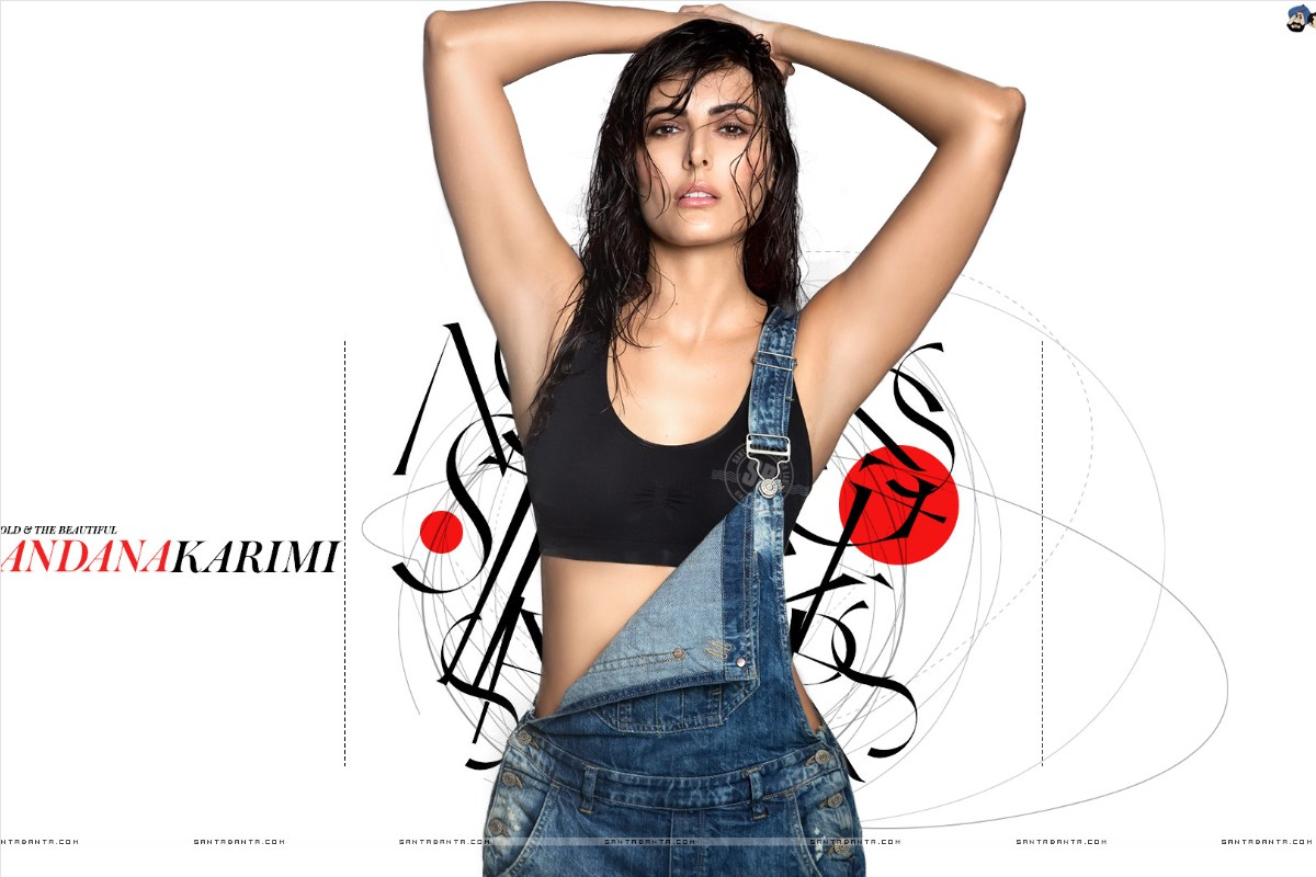 Mandana Karimi Hot