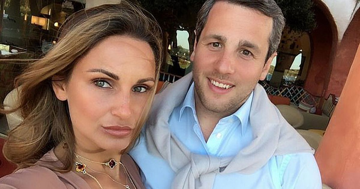 Sam Faiers swoons over beau Paul Knightley as he shows off new ripped physique